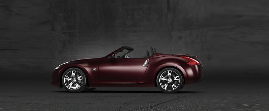 achat nissan 370z roadster neuve en concession valenciennes. Black Bedroom Furniture Sets. Home Design Ideas