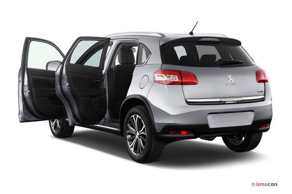 vues peugeot 4008 suv ann e 2013 galerie virtuelle 3d avec metin. Black Bedroom Furniture Sets. Home Design Ideas