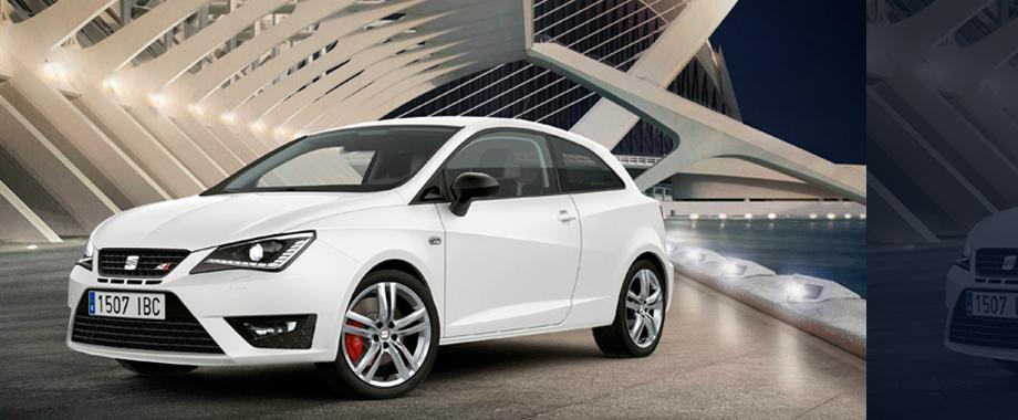 Catalogue et galerie seat ibiza cupra metin for Audi zanetti maison alfort