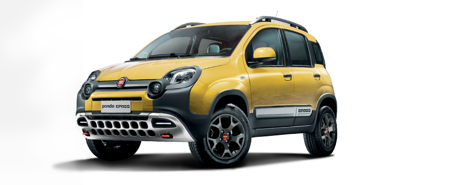 prix et catalogue fiat panda cross strasbourg. Black Bedroom Furniture Sets. Home Design Ideas