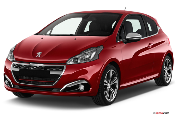 photo et image peugeot nouvelle 208 gti 2017 sedan. Black Bedroom Furniture Sets. Home Design Ideas
