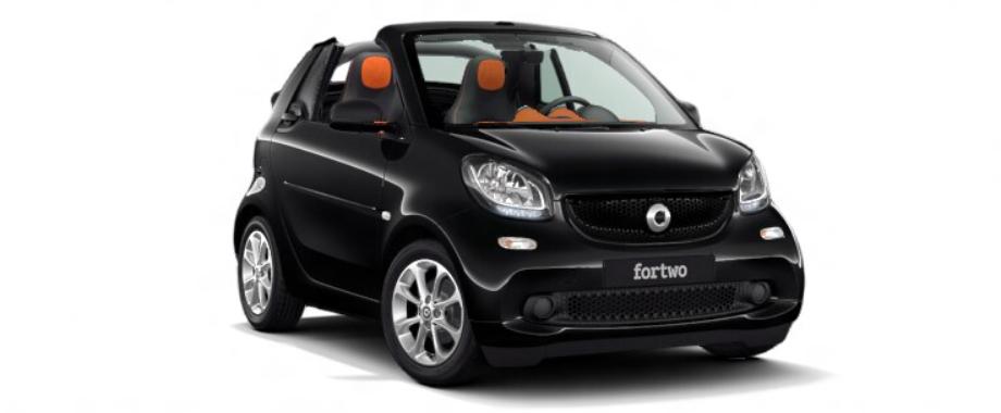 achat smart smart fortwo cabrio neuve en concession puilboreau. Black Bedroom Furniture Sets. Home Design Ideas