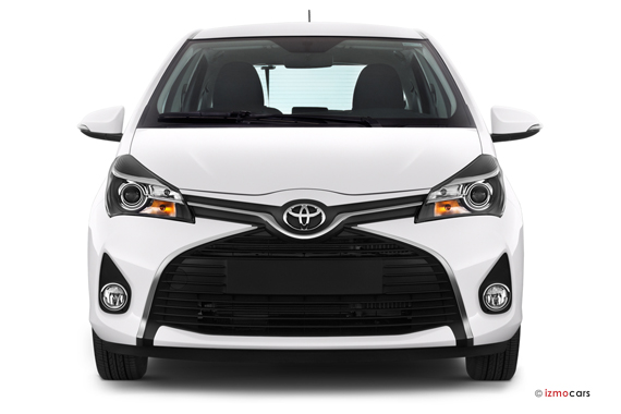 Photo et image toyota yaris 5p 2017 forbach for Interieur yaris 2015