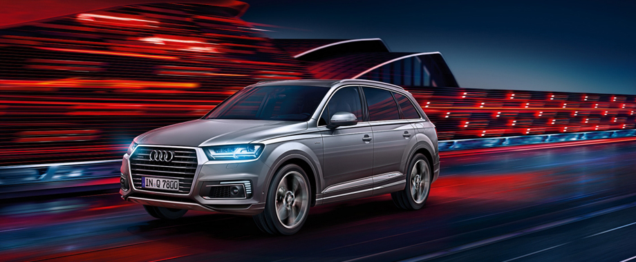achat audi q7 e tron quattro neuve en concession reims. Black Bedroom Furniture Sets. Home Design Ideas