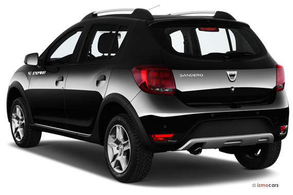 vues dacia sandero hayon stepway ann e 2017 galerie virtuelle 3d avec lamirault. Black Bedroom Furniture Sets. Home Design Ideas