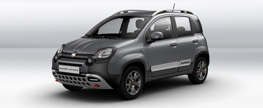 prix et catalogue fiat panda cross hayon. Black Bedroom Furniture Sets. Home Design Ideas