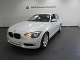 2012 BMW SERIE 1 118d 143ch Lounge 5p