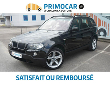 2008 BMW X3 2.0d 177ch Luxe