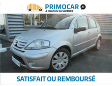 2009 CITROEN C3 1.4 HDi70 Exclusive SensoDrive
