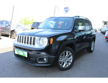 voiture occasion jeep renegade vente auto. Black Bedroom Furniture Sets. Home Design Ideas