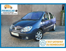 2002 RENAULT Scenic 2.0 16v Sport Way