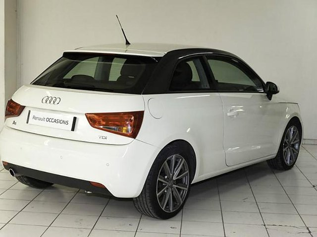 audi a1 1 6 tdi 105ch fap ambition luxe occasion aix en provence 13 290. Black Bedroom Furniture Sets. Home Design Ideas