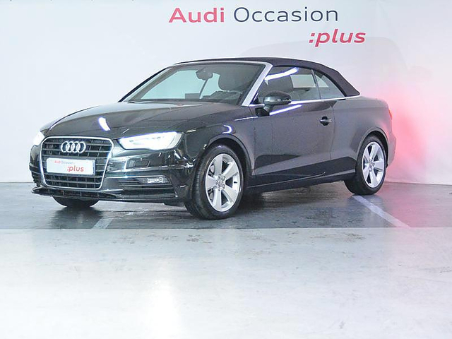 audi a3 cabriolet 2 0 tdi 150ch ambition luxe occasion velizy 27 490. Black Bedroom Furniture Sets. Home Design Ideas
