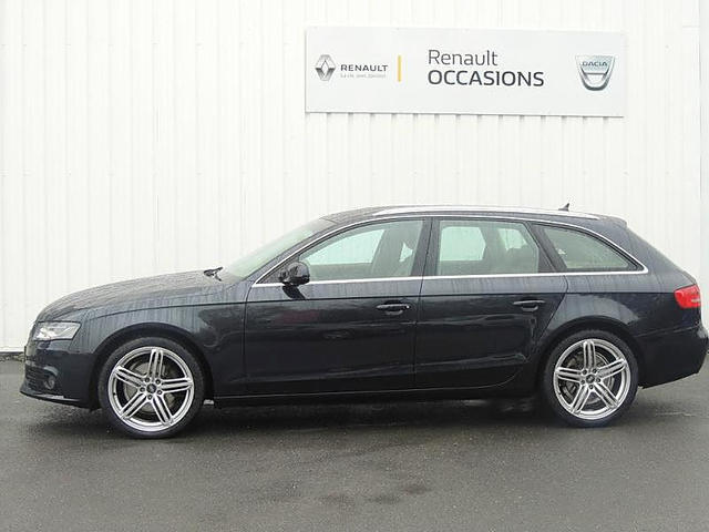 audi a4 avant 2 0 tdi 143ch dpf ambition luxe occasion magenta 18 490. Black Bedroom Furniture Sets. Home Design Ideas