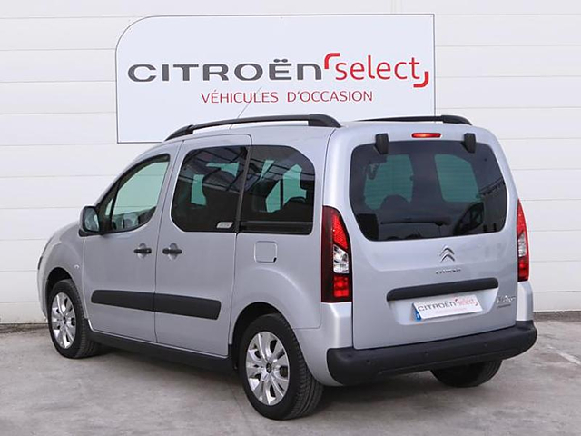citroen berlingo 1 6 hdi115 xtr ii 5p occasion angoul me. Black Bedroom Furniture Sets. Home Design Ideas