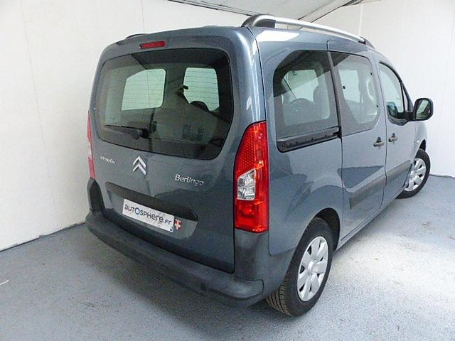 citroen berlingo 1 6 vti 95ch bivouac 4p occasion annemasse 9 690. Black Bedroom Furniture Sets. Home Design Ideas