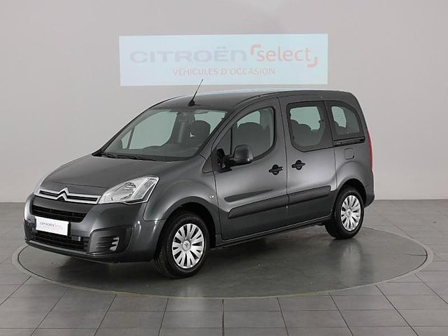 citroen berlingo bluehdi 100ch feel 7 places occasion. Black Bedroom Furniture Sets. Home Design Ideas