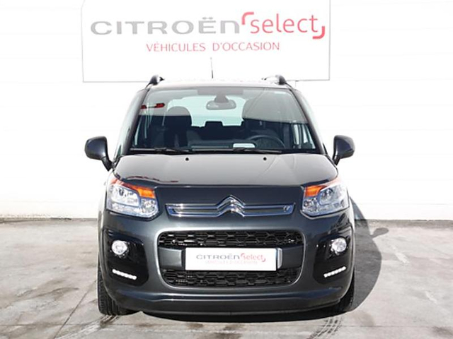 citroen c3 picasso bluehdi 100 millenium occasion. Black Bedroom Furniture Sets. Home Design Ideas