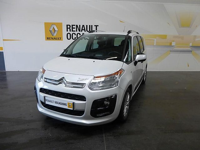citroen c3 picasso 1 6 hdi90 millenium occasion annemasse 10 990. Black Bedroom Furniture Sets. Home Design Ideas