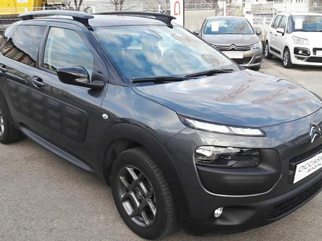 citroen c4 cactus bluehdi 100 shine occasion bourg en. Black Bedroom Furniture Sets. Home Design Ideas