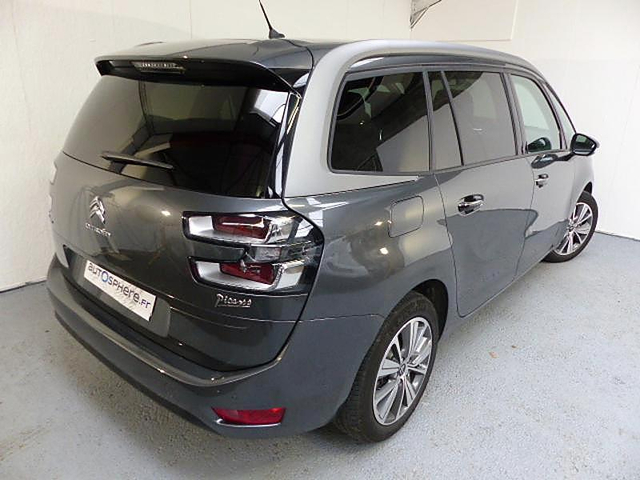 citroen grand c4 picasso bluehdi 120ch business s s eat6 occasion annemasse 20 990. Black Bedroom Furniture Sets. Home Design Ideas