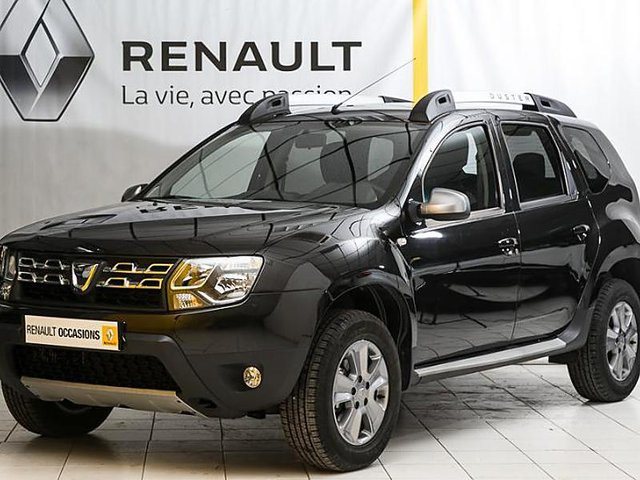 dacia duster 1 2 tce 125ch prestige 4x4 euro6 occasion vitrolles 17 490. Black Bedroom Furniture Sets. Home Design Ideas