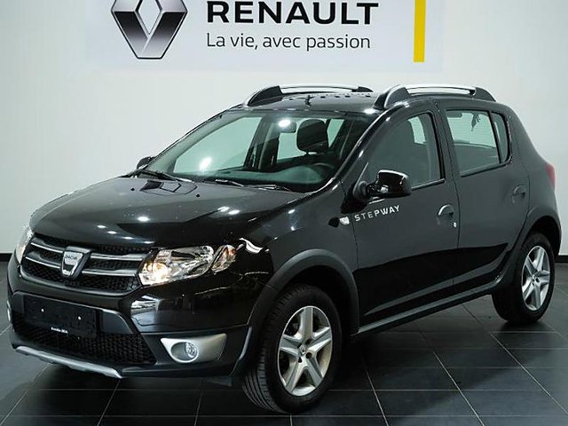 dacia sandero 0 9 tce 90ch stepway prestige euro6 occasion. Black Bedroom Furniture Sets. Home Design Ideas