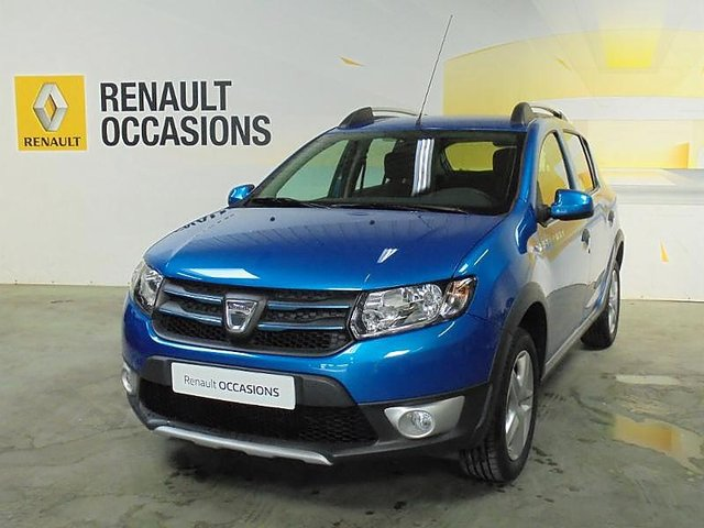 dacia sandero 1 5 dci 90ch eco stepway prestige occasion. Black Bedroom Furniture Sets. Home Design Ideas