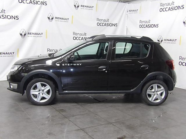 dacia sandero 1 5 dci 90ch eco stepway prestige occasion chambery 10 990. Black Bedroom Furniture Sets. Home Design Ideas