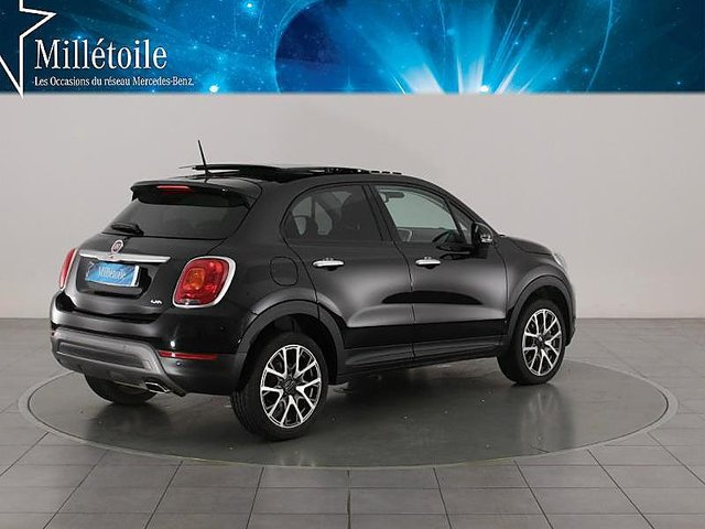 fiat 500x 2 0 multijet 16v 140ch cross 4x4 at9 occasion poitiers 26 990. Black Bedroom Furniture Sets. Home Design Ideas