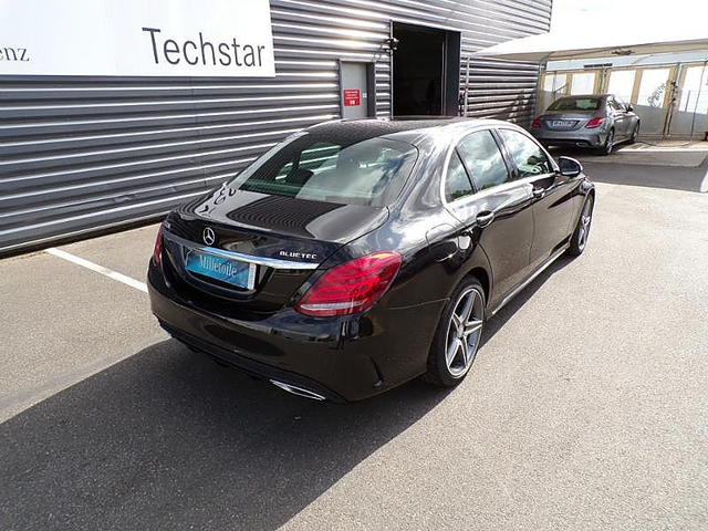 mercedes classe c 220 bluetec sportline 7g tronic plus occasion vert saint denis 31 480. Black Bedroom Furniture Sets. Home Design Ideas