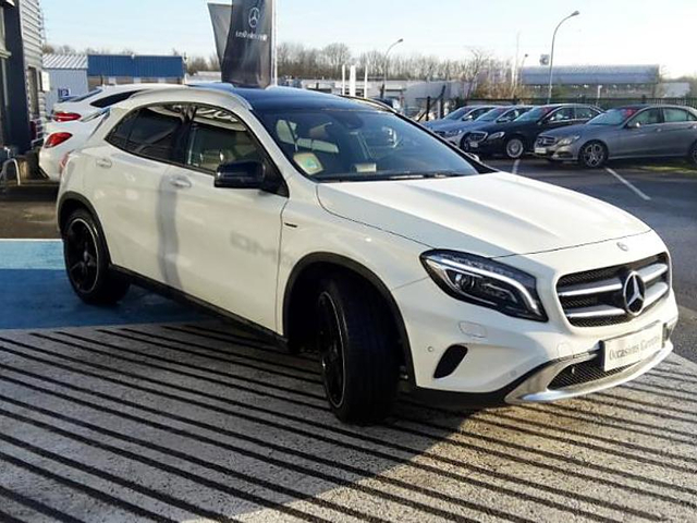 mercedes classe gla 220 cdi edition 1 4matic 7g dct occasion amiens 29 690. Black Bedroom Furniture Sets. Home Design Ideas