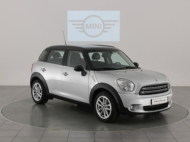 mini countryman cooper d 112ch chili occasion poitiers. Black Bedroom Furniture Sets. Home Design Ideas