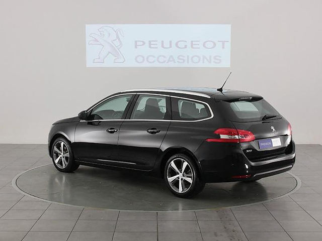 peugeot 308 sw 1 6 bluehdi 120ch allure s s occasion poitiers 20 490. Black Bedroom Furniture Sets. Home Design Ideas