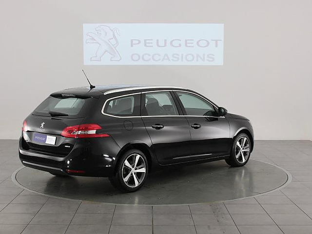 peugeot 308 sw 1 6 bluehdi 120ch allure s s occasion. Black Bedroom Furniture Sets. Home Design Ideas
