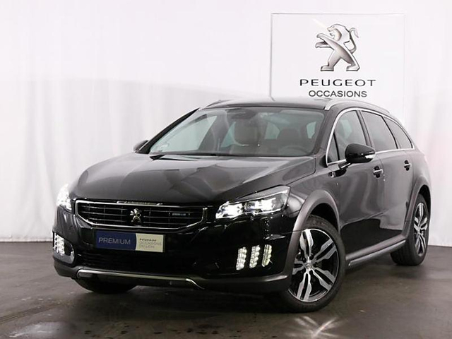 peugeot 508 rxh bluehdi occasion. Black Bedroom Furniture Sets. Home Design Ideas