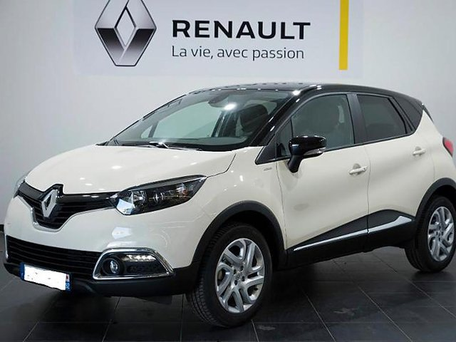 renault captur 0 9 tce 90ch stop start energy cool grey euro6 114g 2016 occasion aix en provence. Black Bedroom Furniture Sets. Home Design Ideas