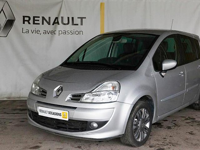 renault grand modus 1 5 dci 90ch dynamique eco occasion. Black Bedroom Furniture Sets. Home Design Ideas