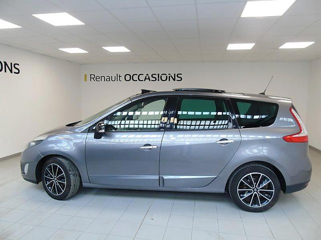 renault grand scenic 1 9 dci 130ch fap privil ge euro5 7 places occasion troyes 11 200. Black Bedroom Furniture Sets. Home Design Ideas