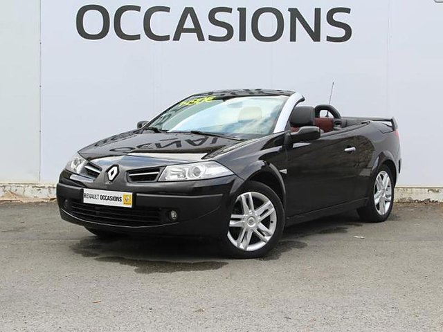 renault megane coupe cabriolet 1 9 dci 130ch fap exception. Black Bedroom Furniture Sets. Home Design Ideas