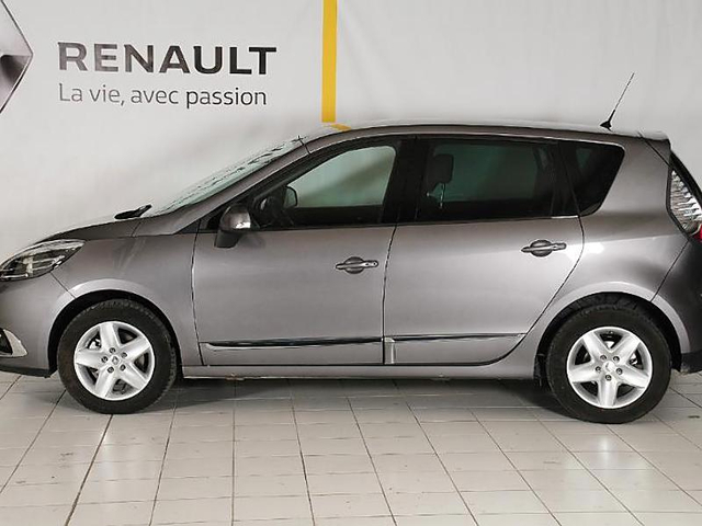 renault scenic 3 dci 110 business edc occasion marignane. Black Bedroom Furniture Sets. Home Design Ideas