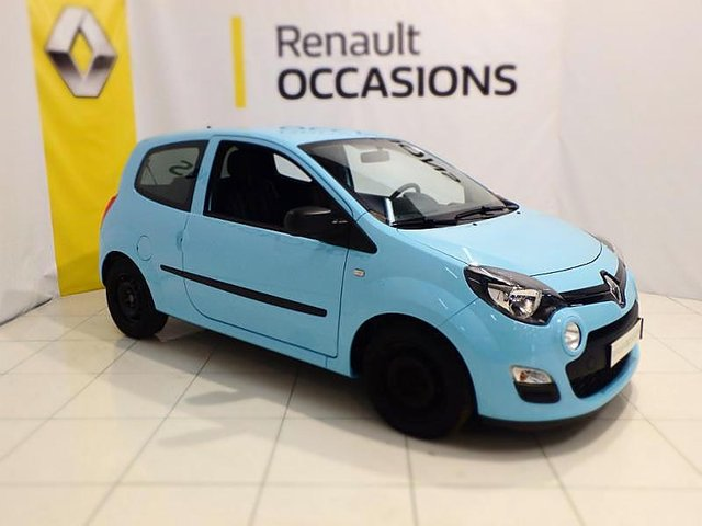 renault twingo 1 5 dci 75ch authentique eco occasion troyes 6 490. Black Bedroom Furniture Sets. Home Design Ideas