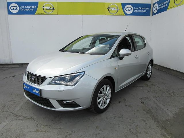 seat ibiza 1 6 tdi 90 i tech 5p occasion orleans 9 990. Black Bedroom Furniture Sets. Home Design Ideas