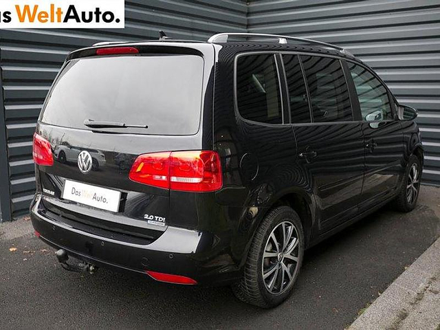 volkswagen touran 2 0 tdi 140ch fap confortline business dsg6 occasion rennes 16 890. Black Bedroom Furniture Sets. Home Design Ideas