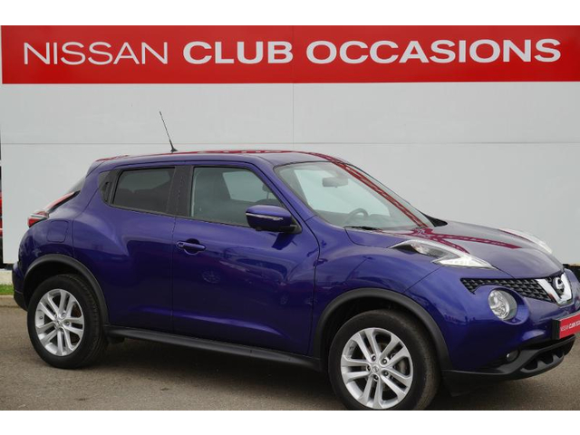 occasion nissan juke fontenay sur eure 28 51489 km en vente 13 990 annonce n 9757. Black Bedroom Furniture Sets. Home Design Ideas