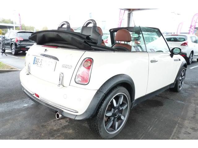 occasion mini cabrio pomponne 77 109233 km en vente 9. Black Bedroom Furniture Sets. Home Design Ideas