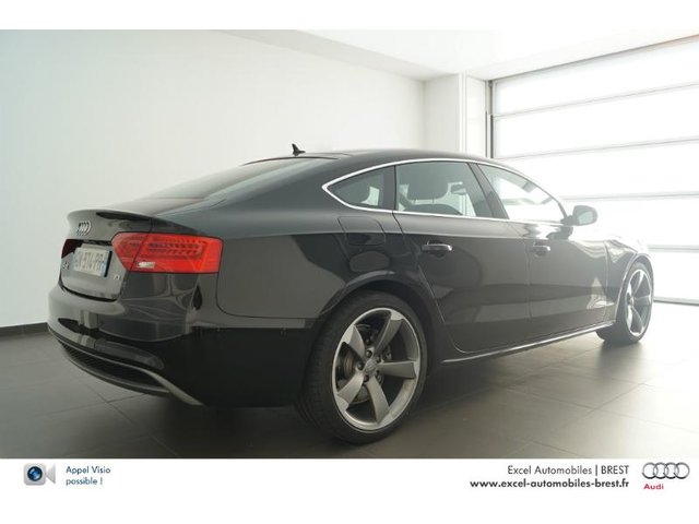 audi a5 sportback d occasion brest annee 2015 2 0 tdi. Black Bedroom Furniture Sets. Home Design Ideas