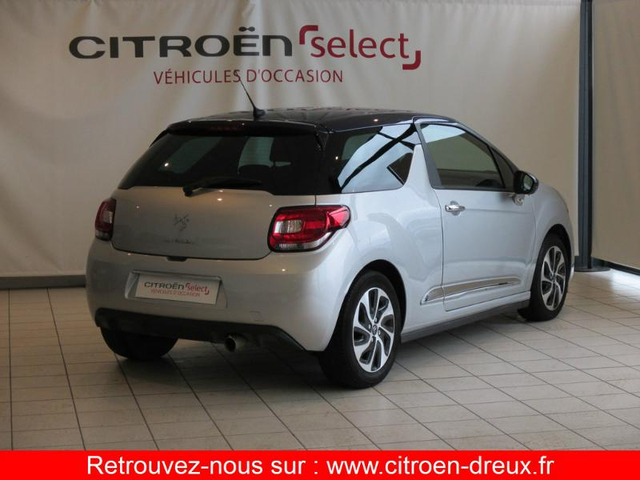 occasion citroen ds3 vernouillet 28 72480 km en vente 10 990 annonce n 16136. Black Bedroom Furniture Sets. Home Design Ideas