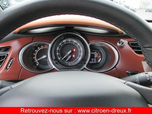occasion citroen ds3 vernouillet 28 58328 km en vente 11 990 annonce n 16316. Black Bedroom Furniture Sets. Home Design Ideas