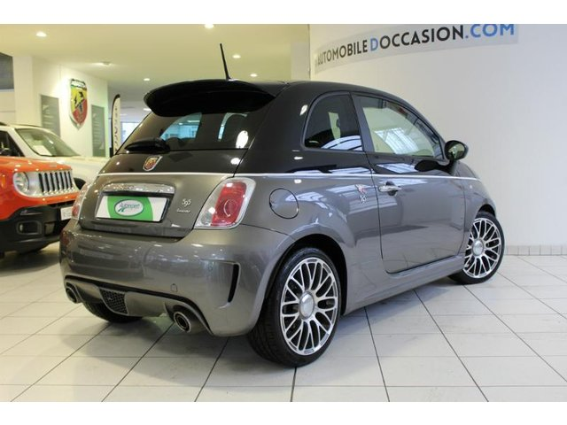 abarth 500 occasion 1 4 turbo t jet 160ch 595 turismo. Black Bedroom Furniture Sets. Home Design Ideas